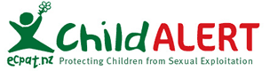 Child ALERT (ECPAT NZ) logo